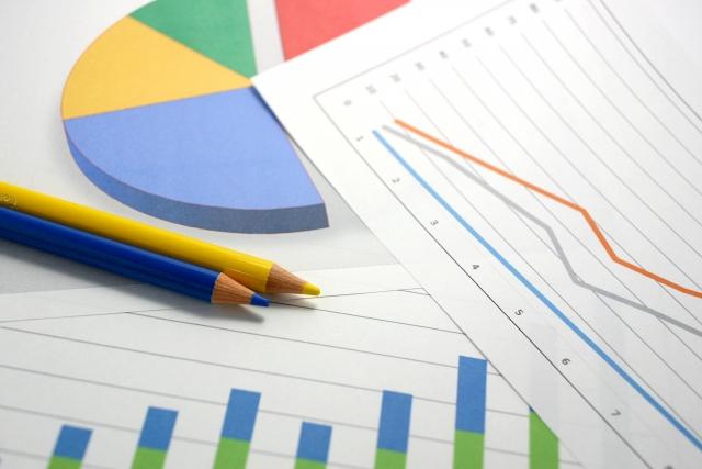 トレンドアフィリエイトの記事数と収益額